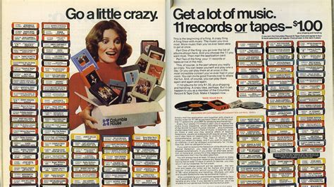 columbia house music club membership columbia house the spotify of the 80s is dead the verge