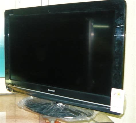 Tv Sharp Aquos 21 Inch sharp aquos 32 quot lcd tv cebu appliance center