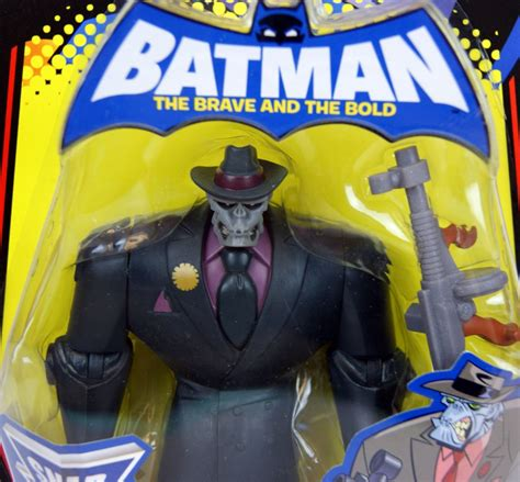 Figure Batman The Brave And The Bold Dc Batman Brave And The Bold Figure Hitman