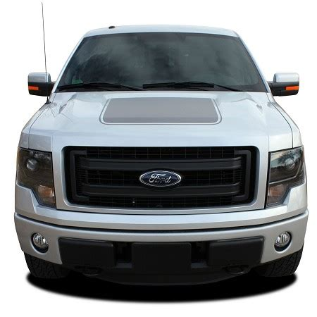 "2009 2014 ford f 150 ""force hood"" factory style vinyl"