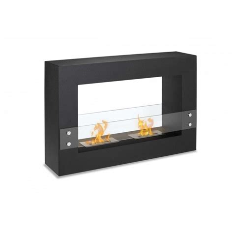 Ethanol Freestanding Fireplace by Tectum Freestanding Ethanol Fireplace Newbathroomstyle