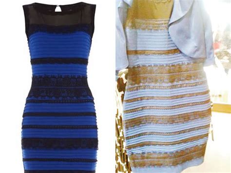 color of the dress why the dress is blue but white to you philly