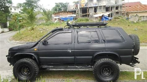 nissan terrano off road big and bad fully loaded nissan terrano 4x4 for sale