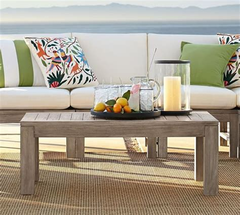Pottery Barn Connor Coffee Table Indio Coffee Table Pottery Barn