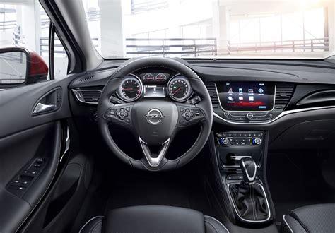 opel astra interior 2017 opel astra sports tourer 2016 interior car wallpaper