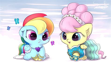 imagenes kawaii mlp dressed and ready by sverre93 on deviantart