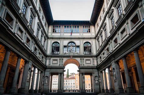 firenze uffici uffizi gallery italy magazine