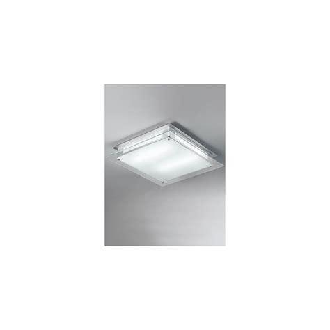 Square Flush Ceiling Light Cf5636el218 450mm Square Flush Ceiling Light El18