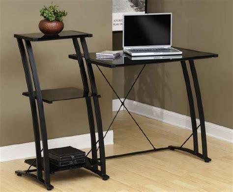 Buy The Studio Rta 408687 Deco Tiered Desk At Tigerdirect Ca Studio Rta Glass Desk
