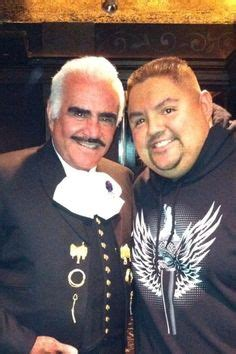 how did gabe the die vicente fernandez on singers universal city walk and mexico