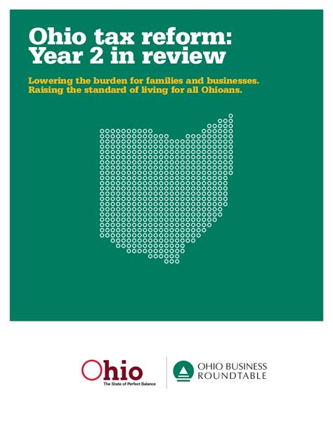 Ohio Tax Finder By Address Ohio Tax Refrom Year 2 In Review