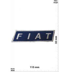 Fiat Schriftzug Aufkleber fiat aufn 228 shop patch shop gr 246 223 ter weltweit