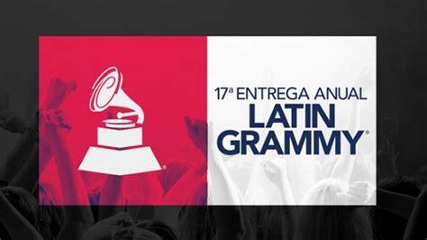 lista completa de nominados 18a entrega anual grammy acoch colectivo sonoro grammy 2016 lista oficial de nominados