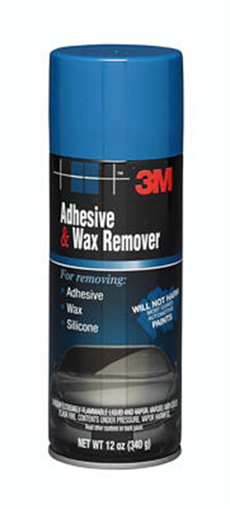 3m adhesive and wax remover, tree sap remover, glue