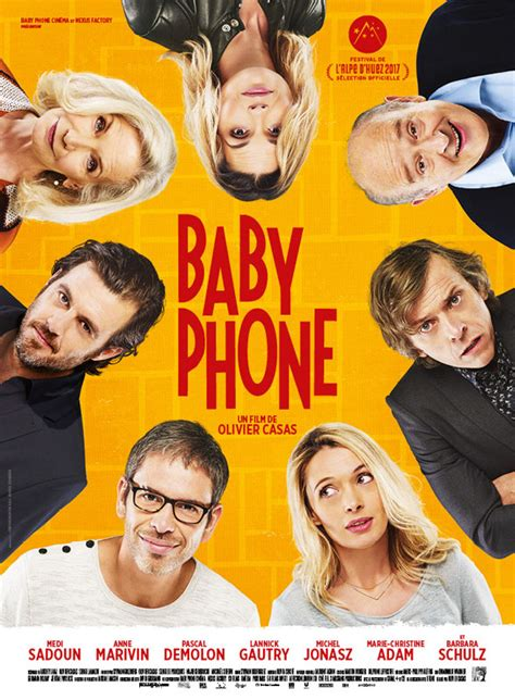 film comedie francais 2016 baby phone film 2016 allocin 233