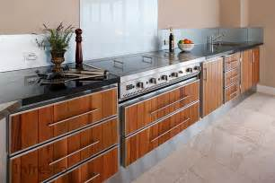 Stainless steel gourmet cabinets these cabinets come with 3 choices of