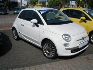 Fiat Cinquecento White White Fiat 500