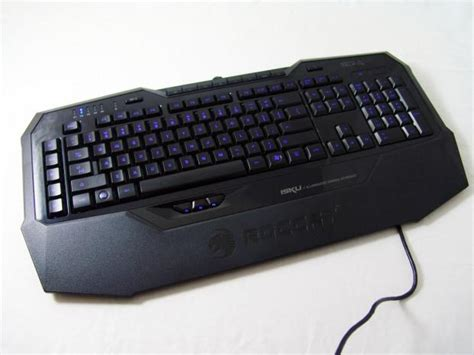 Roccat Isku Gaming Keyboard roccat isku illuminated gaming keyboard review