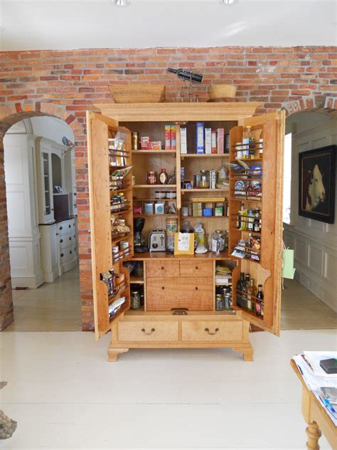 Kitchen Pantry Cabinet Furniture Built In Pantry Cabinets For Kitchen Kitchen Ideas