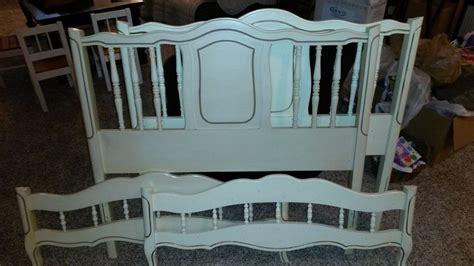 henry link 10 pc provincial bedroom set in md
