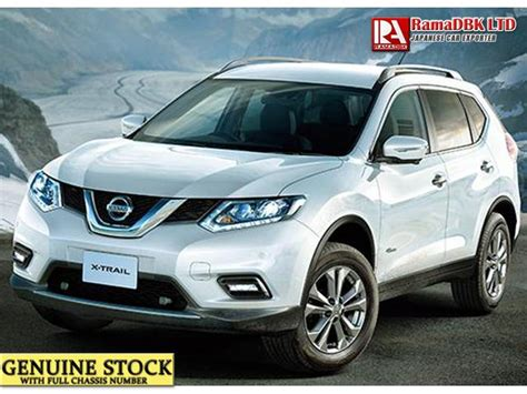 nissan hybrid 2015 japanese used nissan x trail 20x hybrid 2015 suv for sale