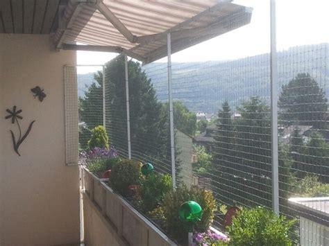hängematte am balkon befestigen katzennetz professionell in gevelsberg montiert