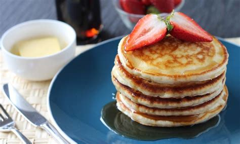 basic pancakes kidspot