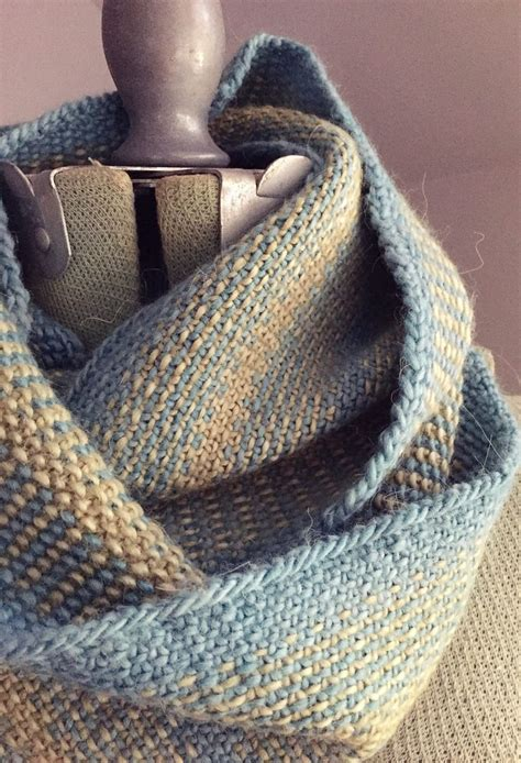 pattern linen free free knitting pattern for woven lines cowl infinity scarf