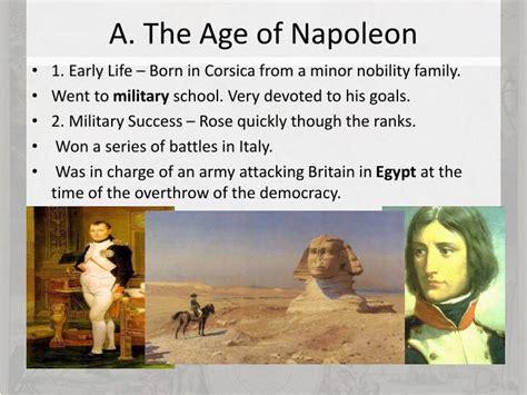 napoleon bonaparte biography ppt ppt iii the age of napoleon powerpoint presentation