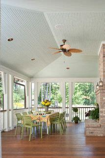 Hip Roof Vaulted Ceiling Vaulted Pale Blue Beadboard Ceiling Hip Roof