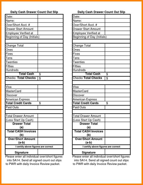count template money count sheet template 28 images count sheet entry