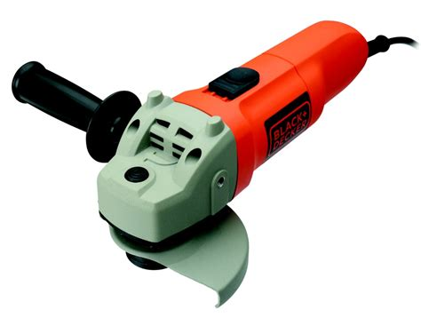 black and decker grinder black decker 710w angle grinder with 5 discs stax