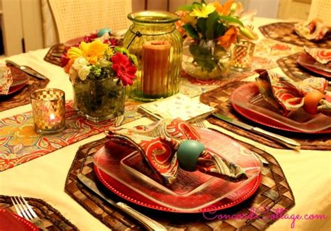 mexican dinner decorations mexican dinner ideas table setting flowers food