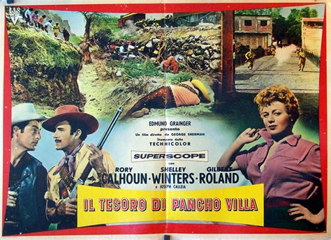 movies villa quot tesoro de pancho villa el quot movie poster quot the treasure