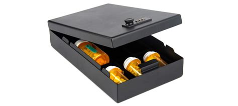 medication drawer safe medicine safe