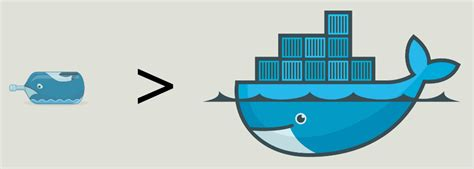 docker whale tutorial microcontainers tiny portable docker containers dzone