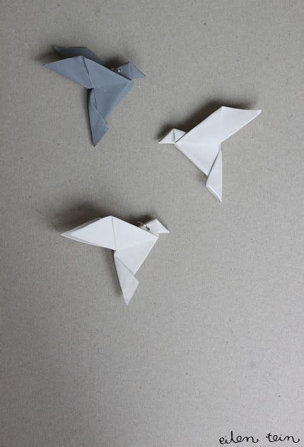 Origami Dove Step By Step - origami diy origami and diy and crafts on