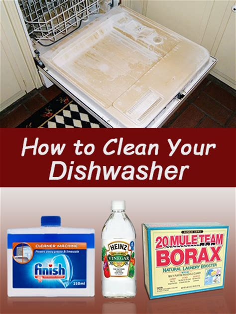 dishwasher not cleaning well change your detergent