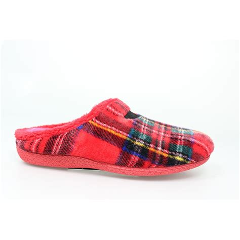 Tartan Slippers lunar nicola tartan slipper open back slipper buy