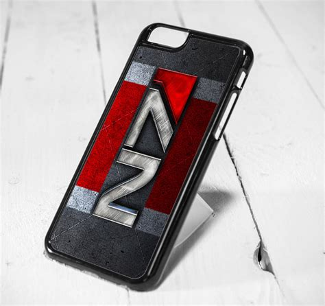 N7 Mass Effect Casing Samsung Iphone 7 6s Plus 5s 5c 4s Cases 1 n7 mass effect protective iphone 6 iphone 5s