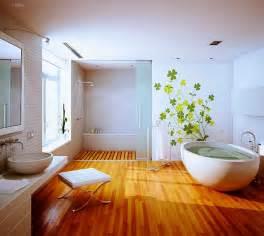 natural bathroom decorating pictures