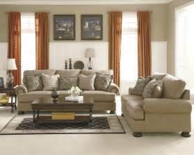 royal living room furniture signature design by ashley keereel sand stationary