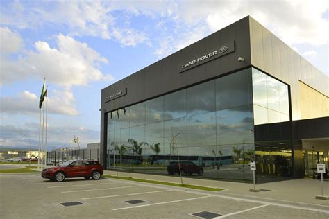 land rover headquarters jaguar land rover opens factory outside uk in