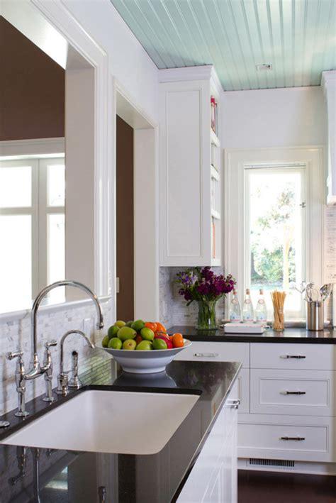 vintage kitchen sink with modern style