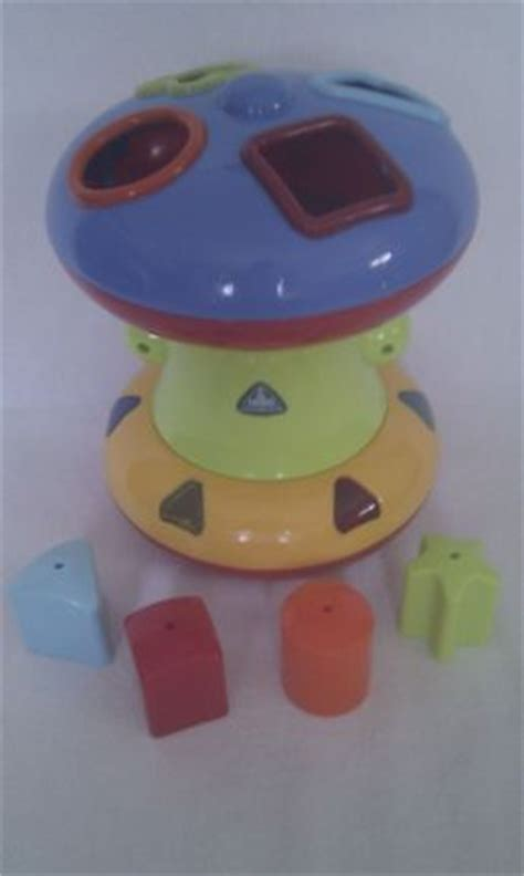 Mainan Funtime My 1st Shape Sorter adorable vtech my 1st early learning centre baby light up