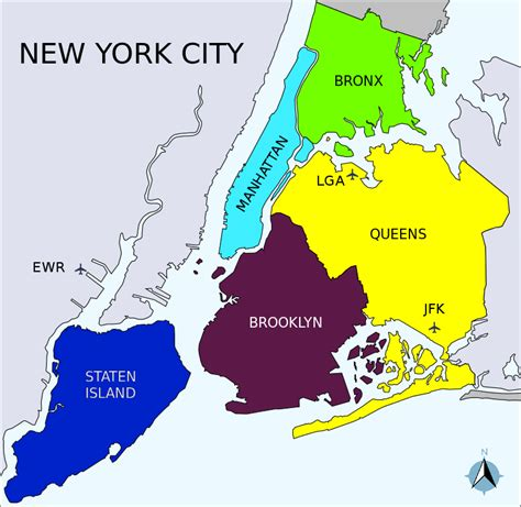 map of new york city boroughs file new york city district map 2 svg wikimedia commons