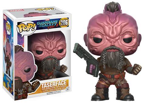 Funko Pop Marvel Guardian Of The Galaxy Vol 2 Nebula pop marvel guardians of the galaxy vol 2 taserface