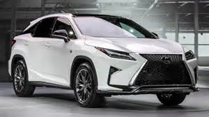 2017 lexus rx 350 redesign autos release
