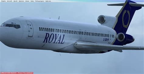 section 727 of title 11 royal boeing 727 200 freighter c gryp for fsx