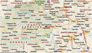 cashiers carolina map cashiers nc map usa carolina nc